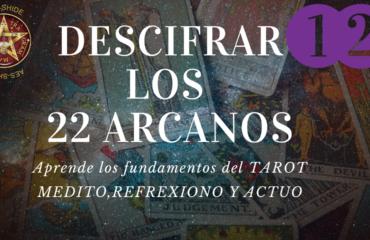 Curso tarot gratuito 22 arcanos 12ªParte la FUERZA