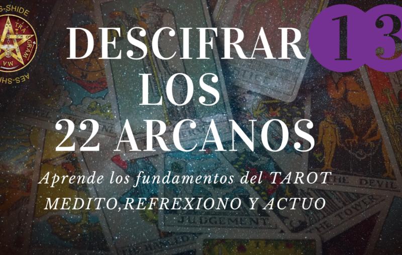 curso de tarot gratis 13ªParte el COLGADO